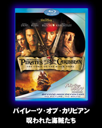 Pirates 1 Blu-Ray